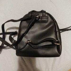 29da95430b8 Wild Fable Bags   Target Tiger Rose Mini Backpack Black   Poshmark